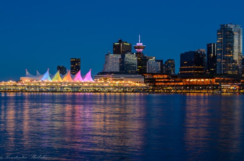 Ванкувер. Часть вторая, неформальная, или Марихуана, Лесбиянки и Геи.